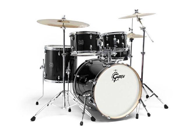Gretsch Drum set Energy - Black