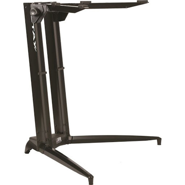 Quik Lok SL918ALU BK single tire alu keyb stand