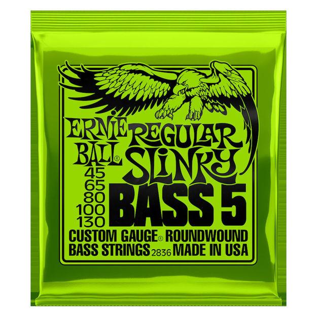 Ernie Ball EB-2836 5-STR REG.Slinky Bass