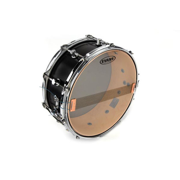 Evans Clear 300 Snare Side Drum Head, 10 Inch