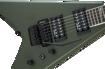 Jackson JS Series King V™ JS32, Amaranth Fingerboard, Matte Army Drab