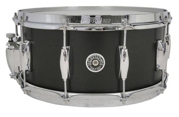 Gretsch Snare Drum USA Brooklyn - Satin Cherry Red