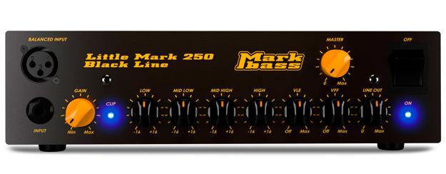 MARKBASS LITTLE MARK 250 BLACK