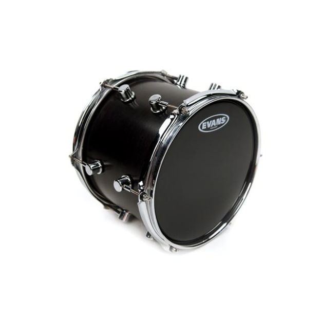 Evans Resonant Black Drum Head, 18 Inch