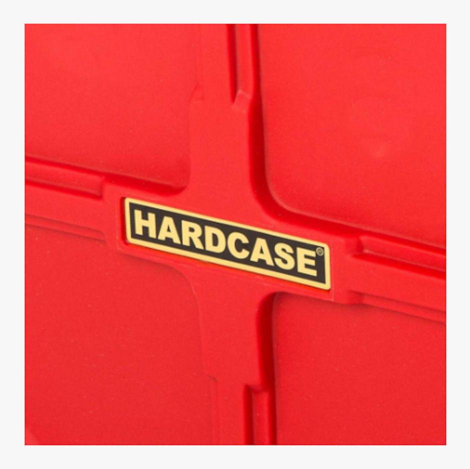 Hardcase HNP36W-RD HARDW.CASE 2-WH. RED