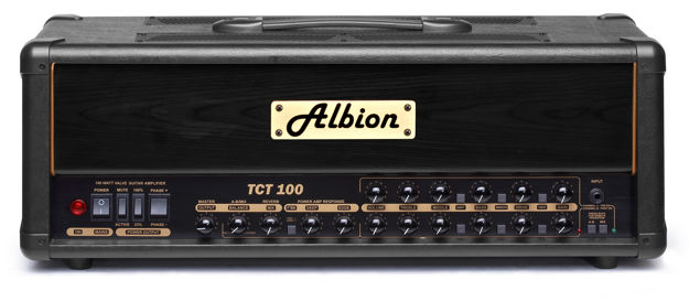 ALBION TCT100H Head, twin chan 100w