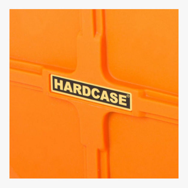 Hardcase HNP48W-OR HW.CASE 2-WH. ORANGE