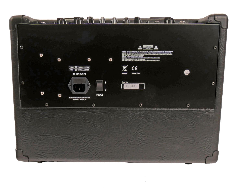 Morgan AMP AC 20 R