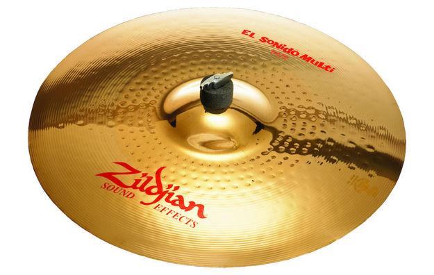 """Zildjian EL SONIDO-17"""" M.CRASH-R"""
