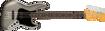 Fender American Professional II Jazz Bass®, Rosewood Fingerboard, Mercury