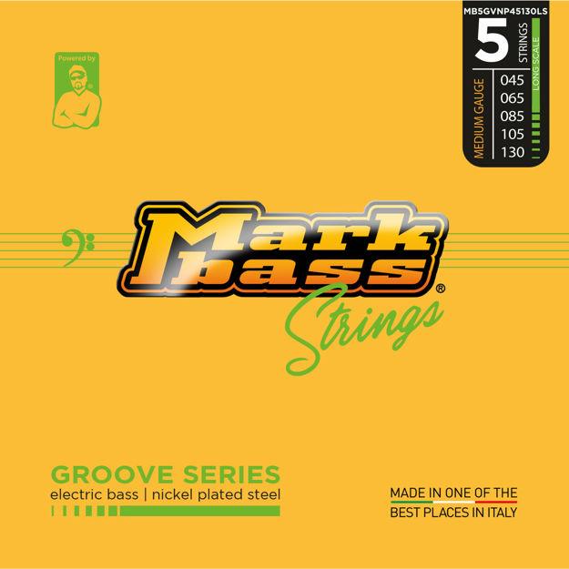 MB STRINGS GROOVE 5STR 045-130