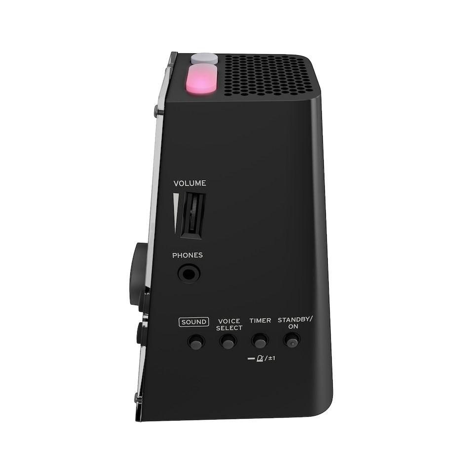 KORG Kdm-3-Bk Metronome Black