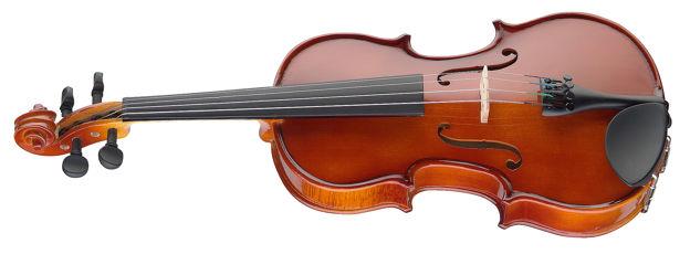 STAGG VN-4/4 EF Fiolin m/case