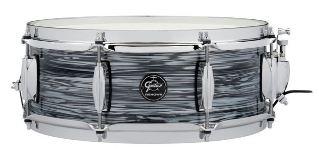 Gretsch Snare Drum Renown Maple - Silver Oyster Pearl