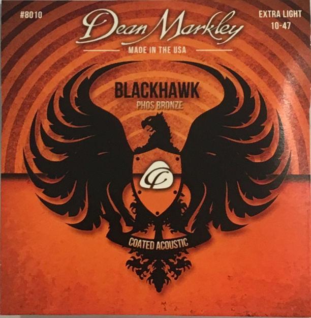 Dean Markley AC  BLACKHAWK Phosphor Bronze Ex.Lite 10-47