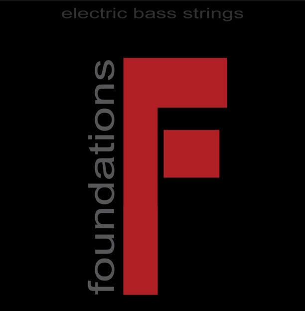 SIT BASS Foundations Nickel Medium Light FN45105L