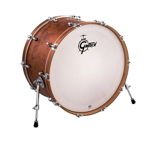 Gretsch Bass Drum Catalina Club - Satin Walnut Glaze