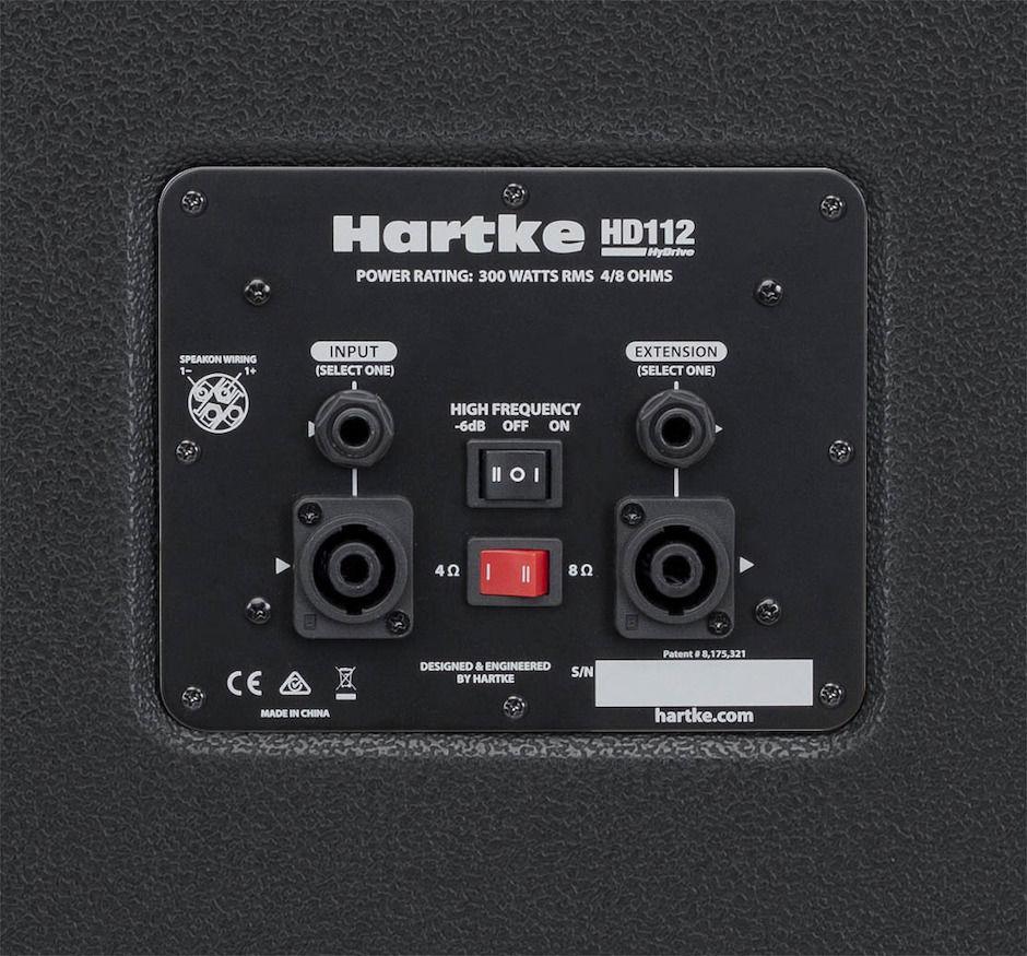 Hartke HD112 HYDRIVE Bass Cab.