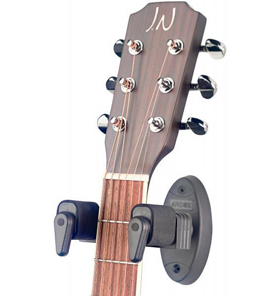 STAGG GUH-TRAP veggstativ gitar