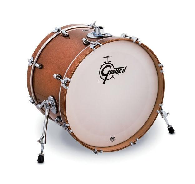 """Gretsch 20""""x14 Bass Drum Catalina Club - Bronze Sparkle"""