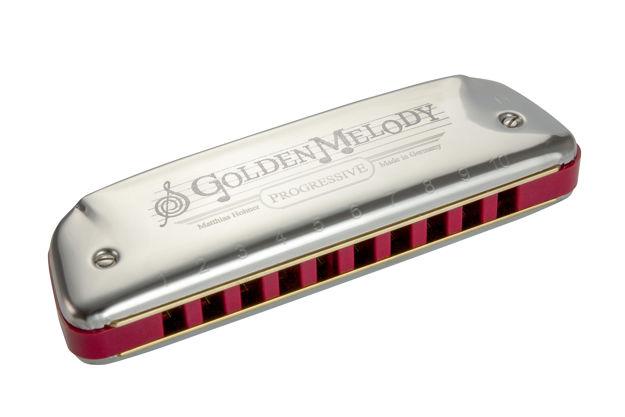 Hohner Golden Melody D-major
