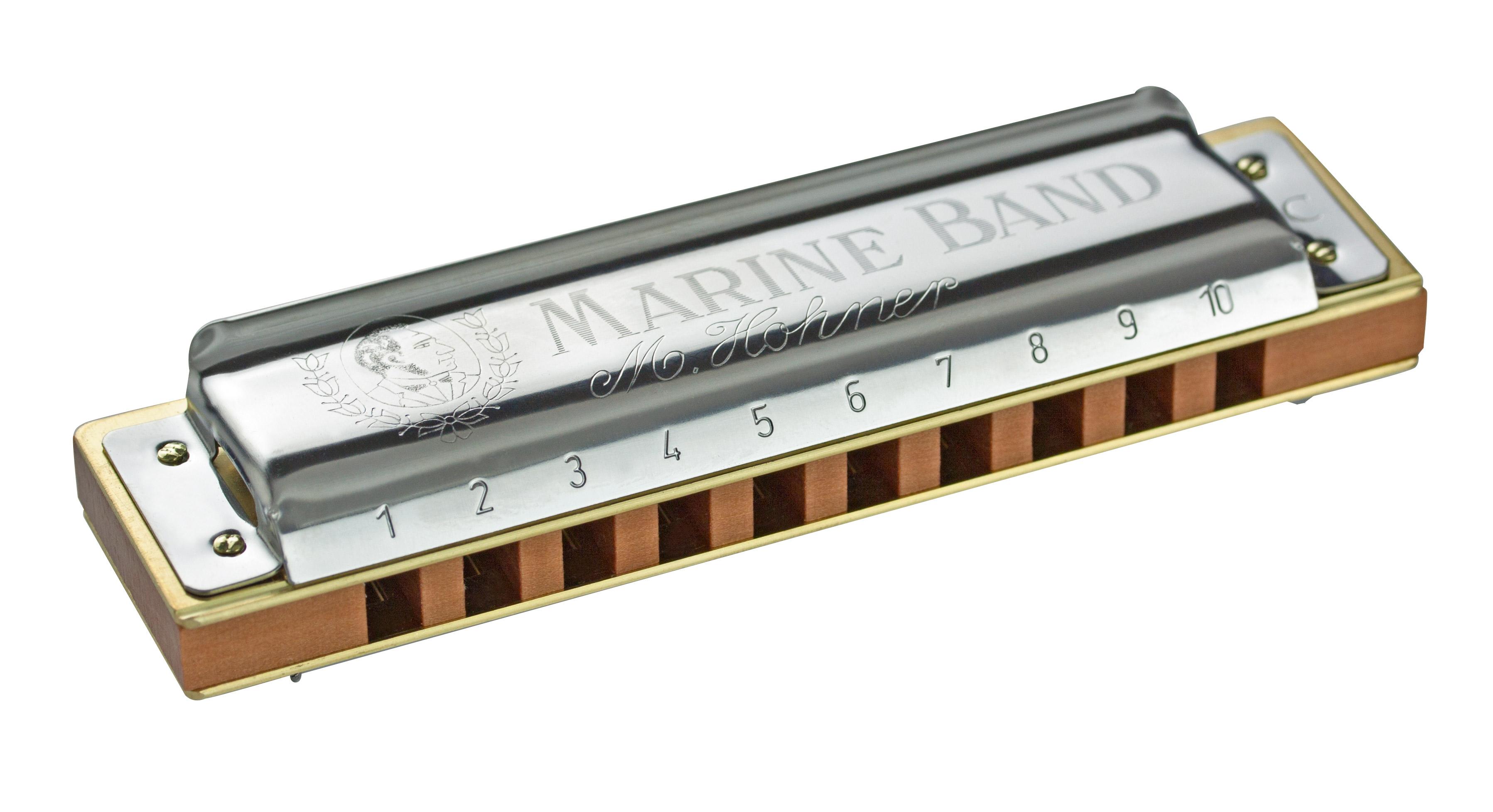 Hohner Marine Band 1896 Db-major