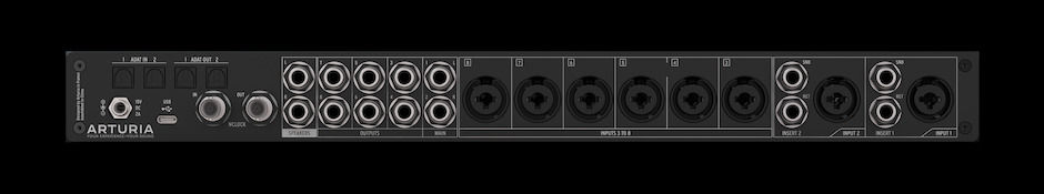 Arturia Audiofuse-8pre I/O Exp