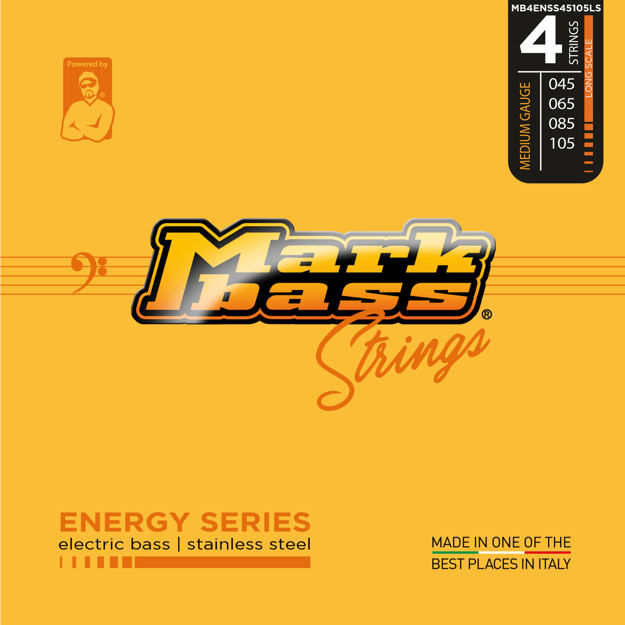 MB STRINGS ENERGY 045-105