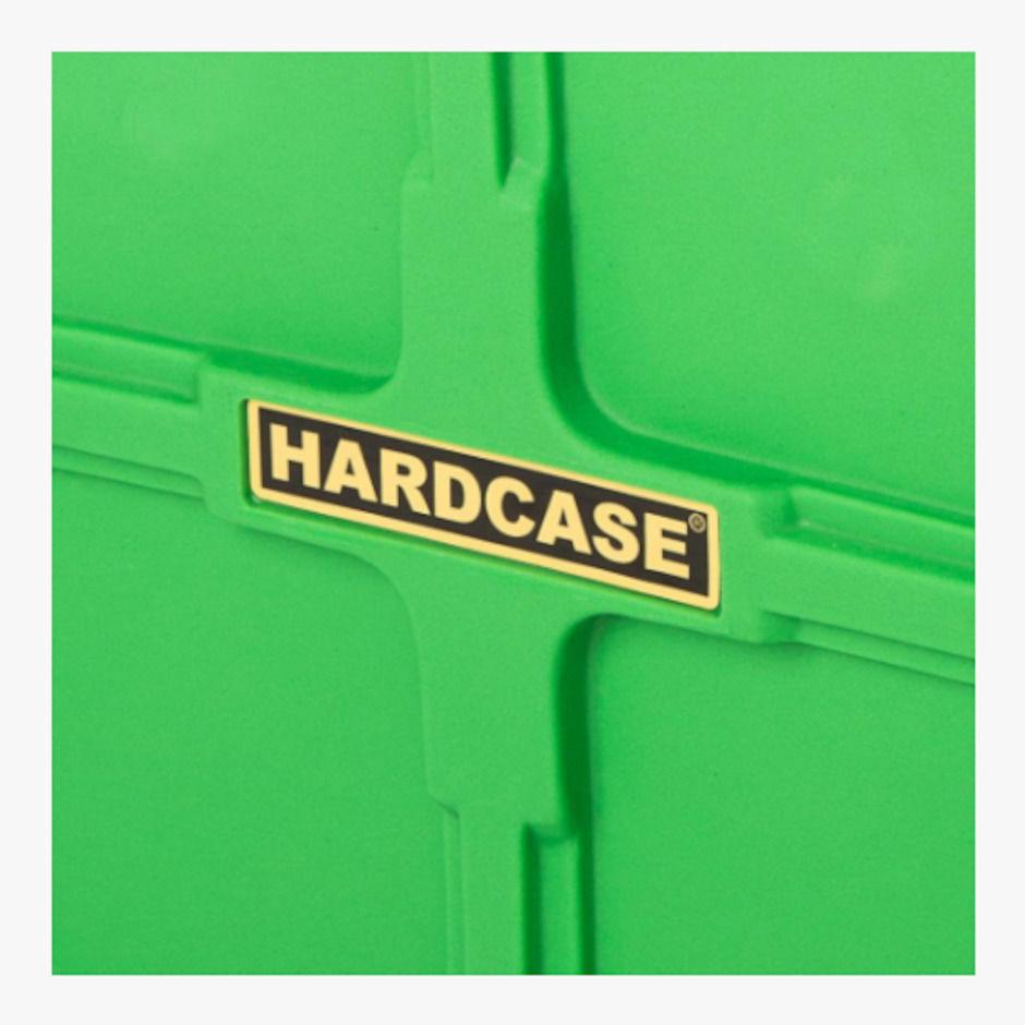 Hardcase HNP48W-LG HA.CASE 2-WH L.GREEN