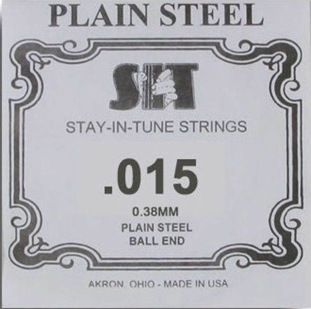 SIT Plain Steel .015