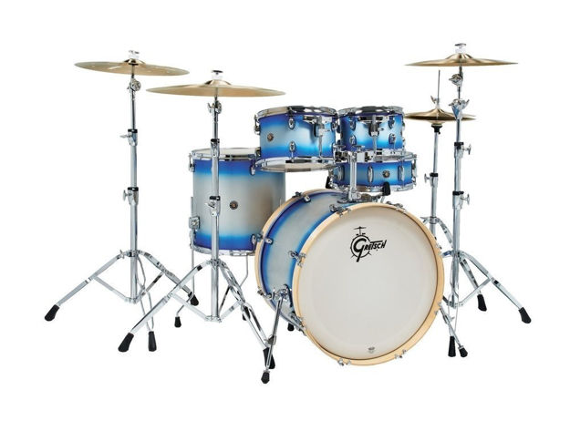 Gretsch shell set Catalina Birch Limited - Blue Silver Duco