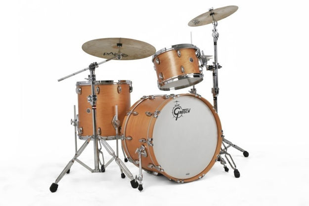 Gretsch shell set USA Brooklyn - Abalone