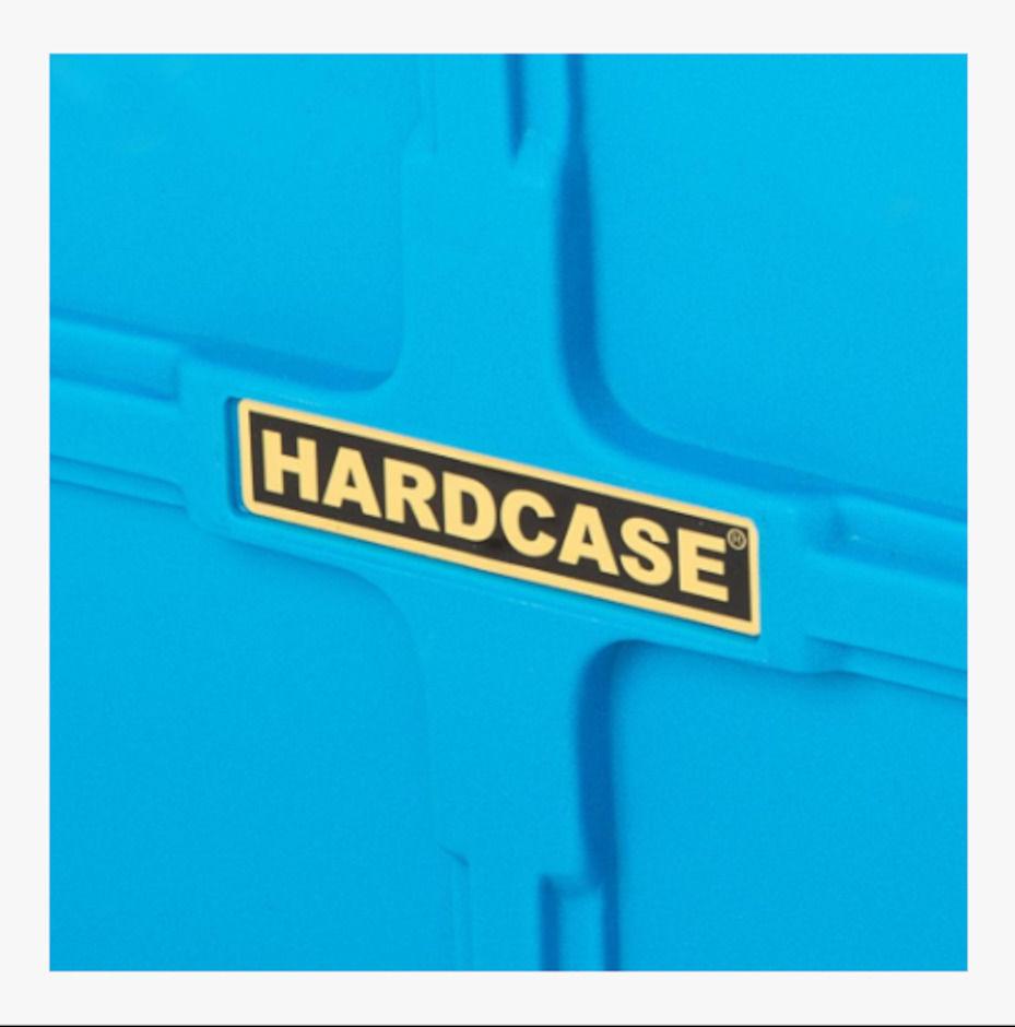 Hardcase HNP48W-LB HA.CASE 2-WH. L.BLUE