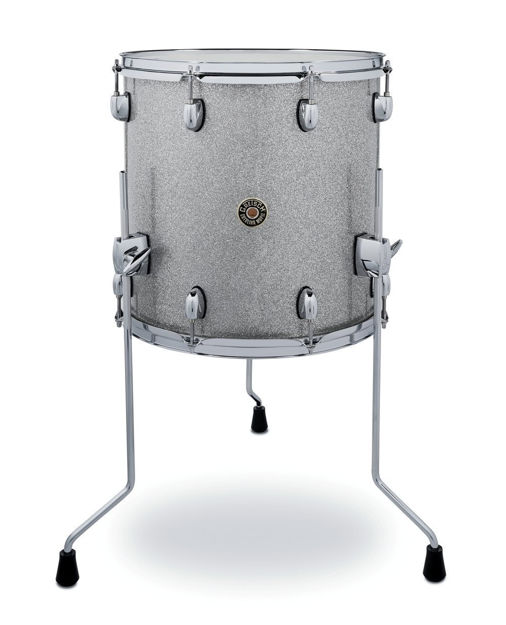 Gretsch Floor Tom Catalina Maple - Silver Sparkle