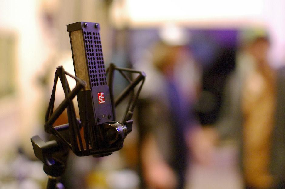 sE Electronics VR1 Ribbon  Microphone