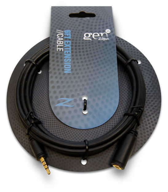Zildjian GEN16 G16AE005 EXTENS CABL 6FT