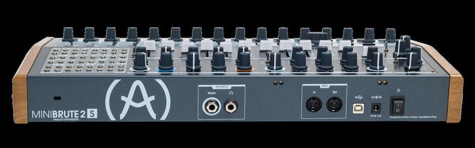 Arturia Minibrute-2s Seq Synth