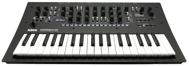 KORG Minilogue-Xd Analog Synth