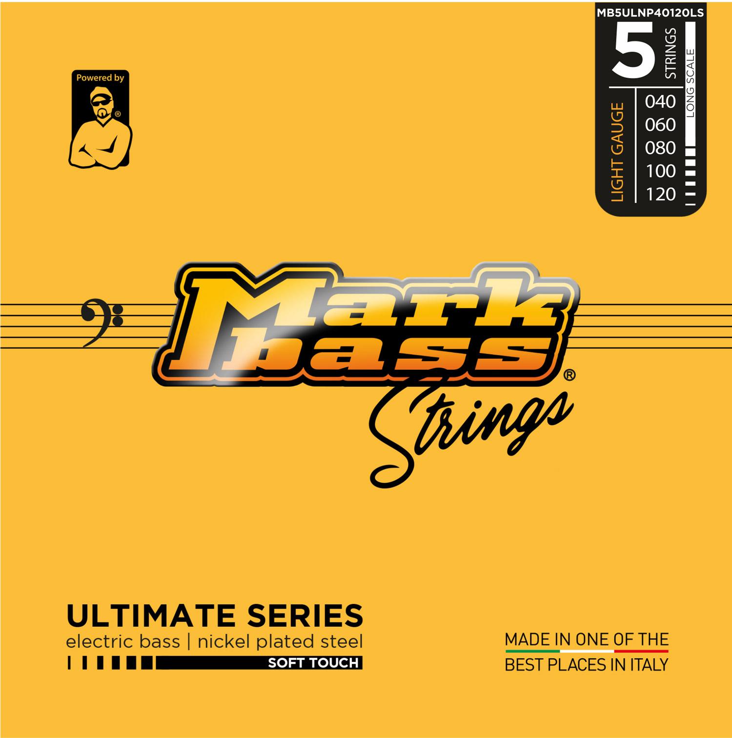 MB STRINGS ULTIMATE 5STR 040-120