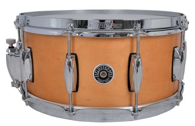 Gretsch Snare Drum USA Brooklyn - Satin Natural