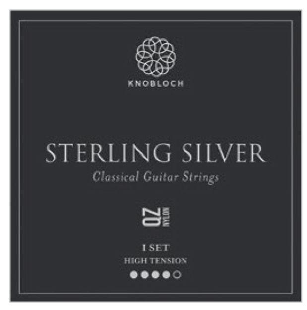 Knobloch 500SSQ Sterling Silver QZ SET High Tension