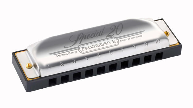 Hohner Special 20 F-major
