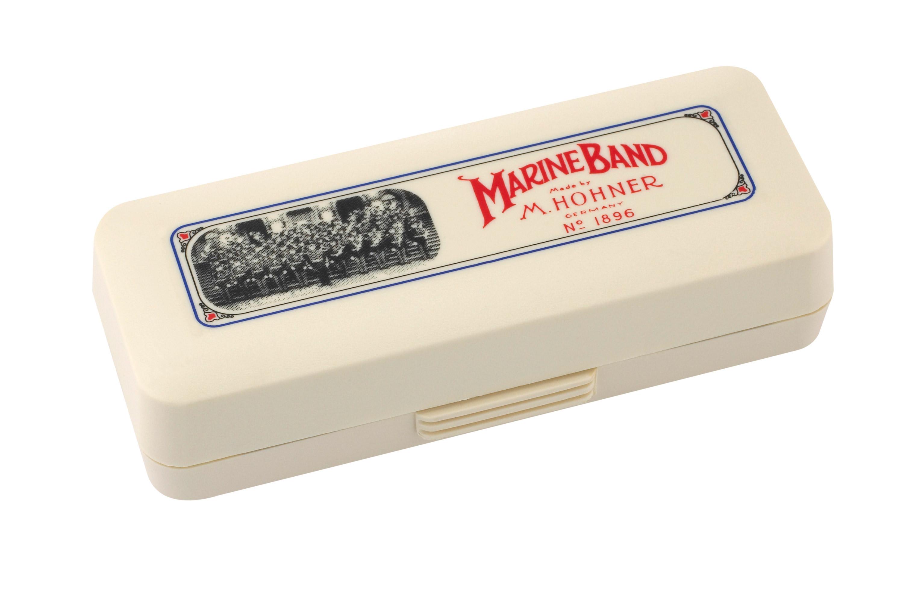 Hohner Marine Band 1896 A-major