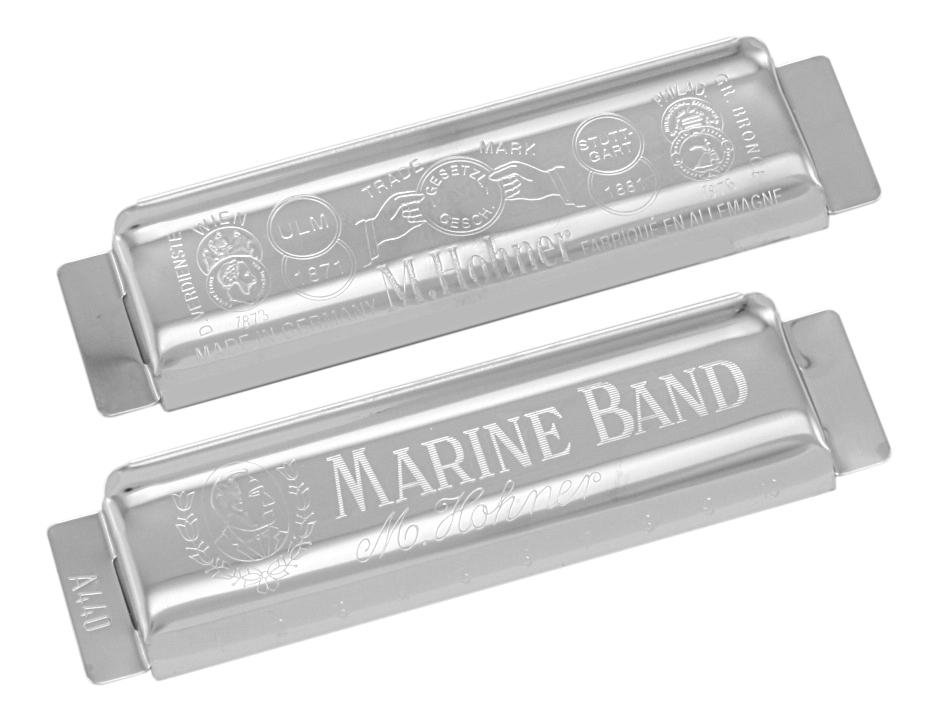 Hohner Marine Band 1896 F-major