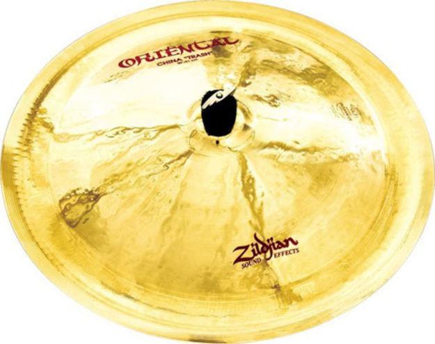Zildjian 20-ORI.CHINA-TR.