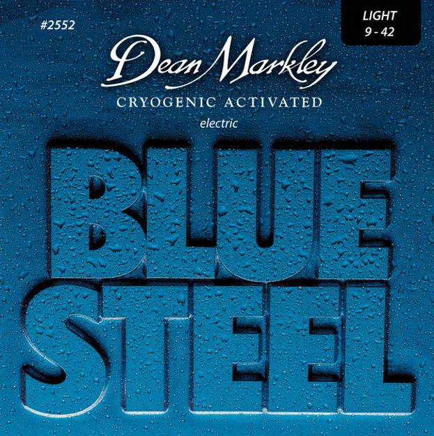Dean Markley EL BLUE STEEL LT 09/42