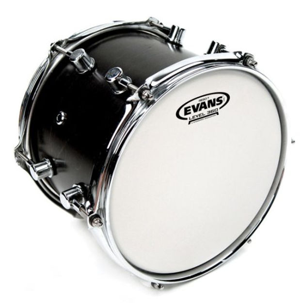 Evans Reso 7 Coated Tom Reso, 18 Inch