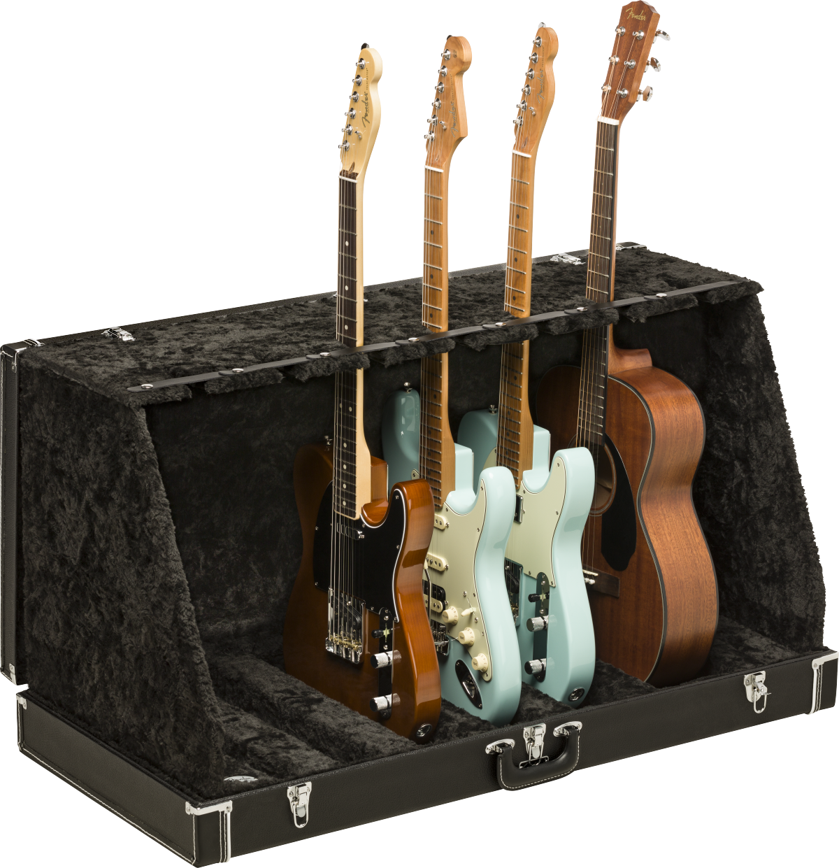 Fender Classic Series Case Stand - 7 Guitar