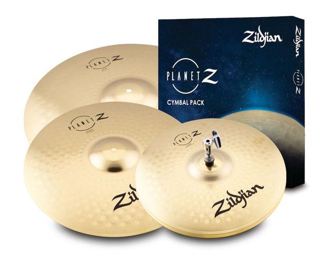 Zildjian Planet Z Complete Pack (14/16/20)