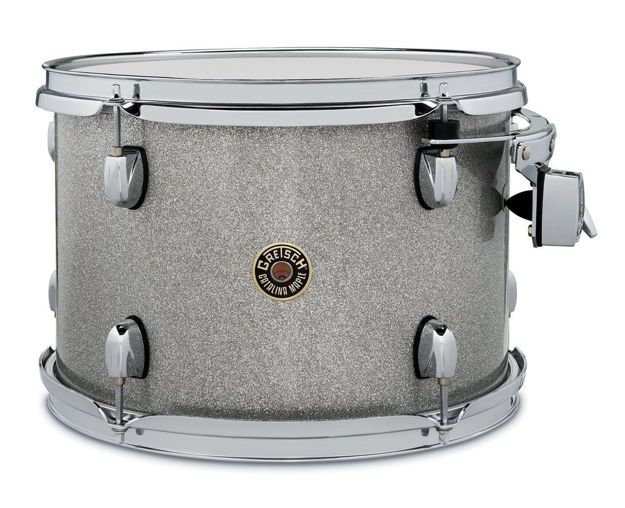 Gretsch Tom Tom Catalina Maple - Silver Sparkle